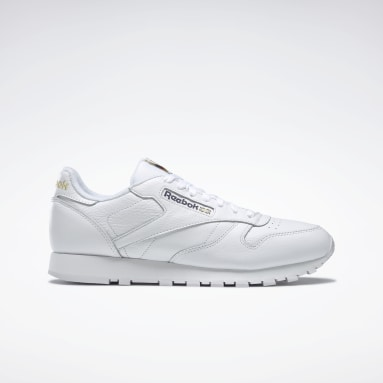 Classic Leather Blanco Hombre Classic