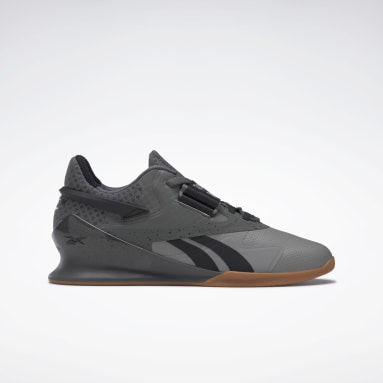 Men Fitness & Training Grey Legacy Lifter II Men's Weightlifting Shoes