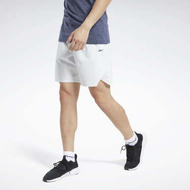Pantalón corto United by Fitness Epic Gris Hombre Deporte