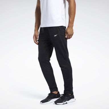 Pantalones Trackster Workout Ready Negro Hombre Running