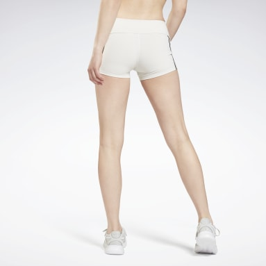 Women Training Grey United By Fitness Chase Bootie Shorts