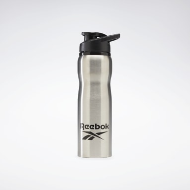 Cycling Silver Training Supply Metal Bottle 800 mL