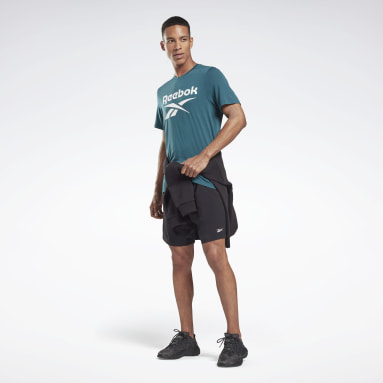 Camiseta gráfica Workout Ready Supremium Verde Hombre Fitness & Training