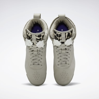 Freestyle Hi Gris Mujer Classic