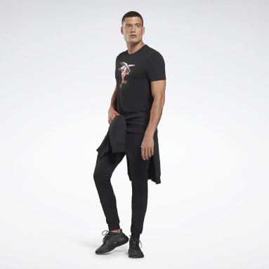 T-shirt Holiday Noir Hommes Lifestyle