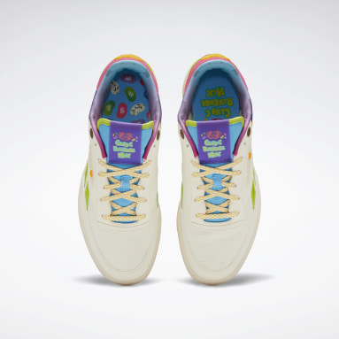 Classics White Jelly Belly Club C Revenge Shoes