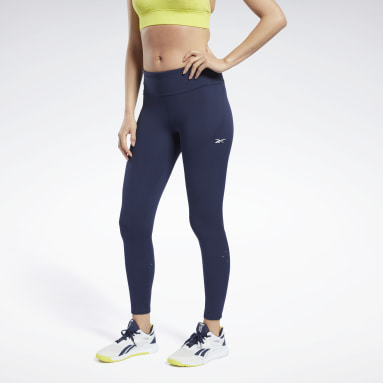 Women Training Blue United By Fitness Lux Perform Leggings