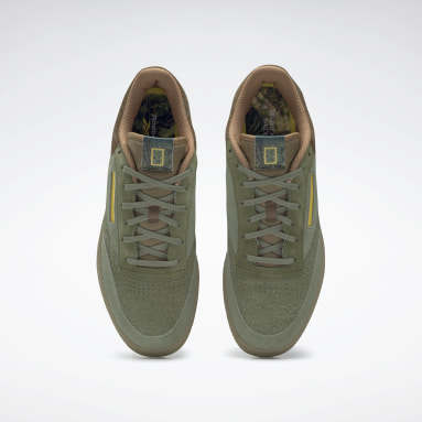 Classics Green National Geographic Club C Shoes