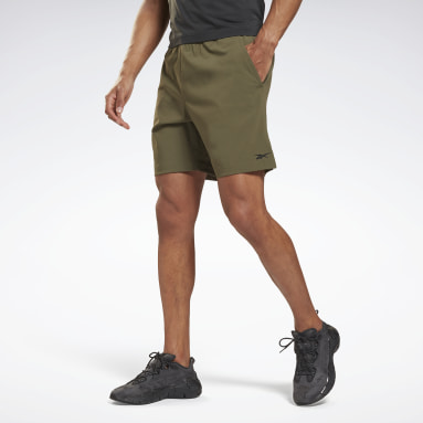 Men Training Green United By Fitness Epic+ Shorts