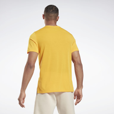 T-shirt imprimé Workout Ready Supremium Or Hommes Fitness & Training