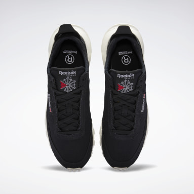 Classics Black Classic Leather Legacy Grow Shoes