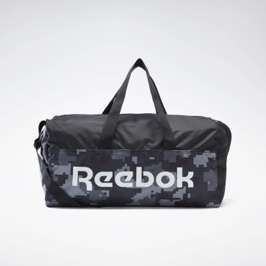 Fitness & Training Black Act Core Graphic Grip Bag