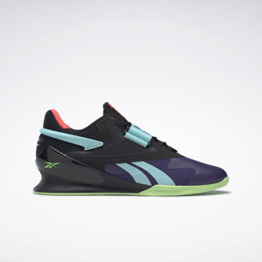 Men Fitness & Training Purple Legacy Lifter II Men's Weightlifting Shoes