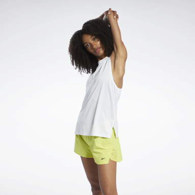 Musculosa United By Fitness Perforated Gris Mujer Entrenamiento Funcional