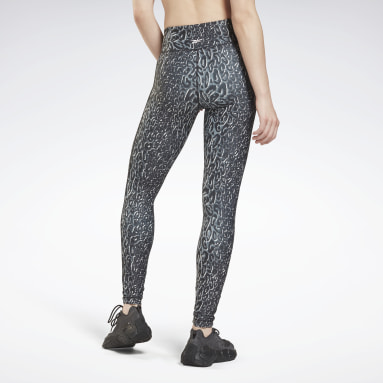 Women HIIT Black Lux Bold Tights