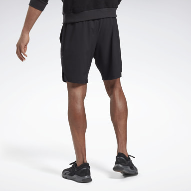 Short Workout Ready Graphic Noir Hommes Fitness & Training