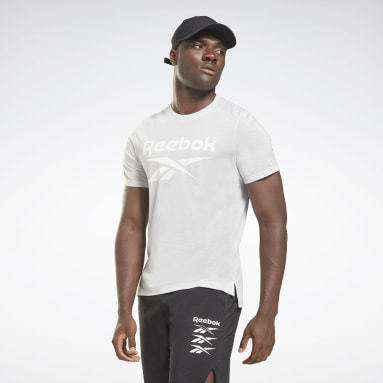 Mænd HIIT Grå Workout Ready Supremium Graphic Tee