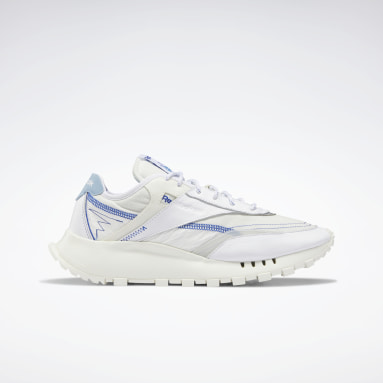 Classics White Classic Leather Legacy Pure Shoes