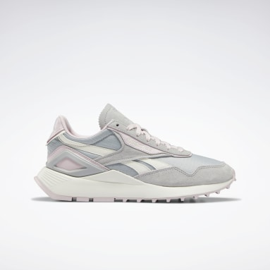 Classic Leather Legacy AZ Gris Mujer Classic