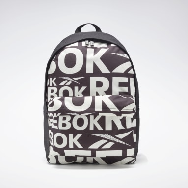 Kids Fitness & Training Black Workout Ready Graphic Backpack