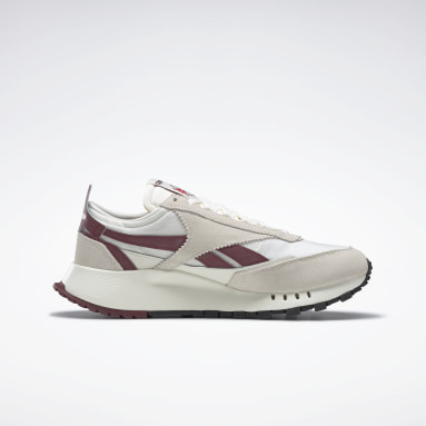 Classics White Classic Leather Legacy Shoes