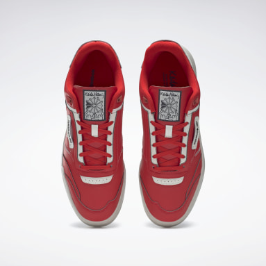 Classics Red Keith Haring Club C Legacy Shoes