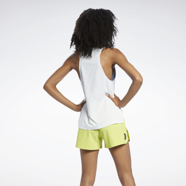 Camiseta sin mangas United by Fitness Perforated Gris Mujer Deporte