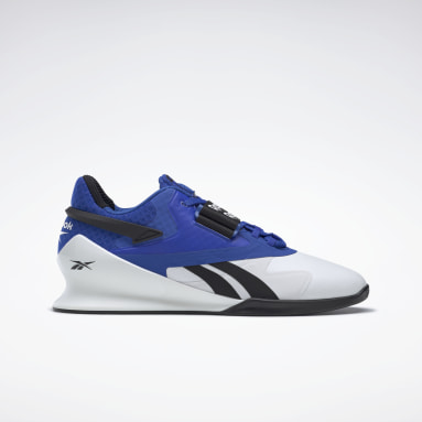 Men Training White Legacy Lifter II Men's Weightlifting Shoes