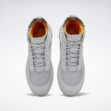 Classics Grey Club C Cleated Mid Shoes