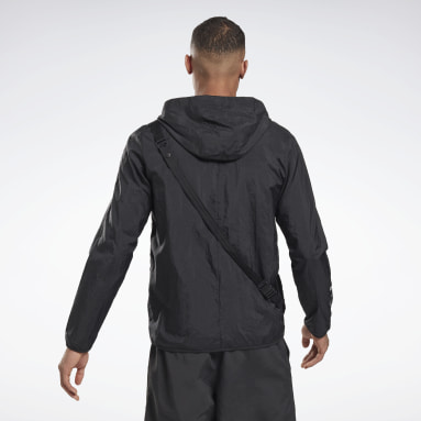 Giacca Road Trip Woven Packable Nero Uomo Hiking