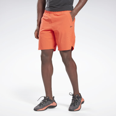 Men Training Red United By Fitness Epic+ Shorts