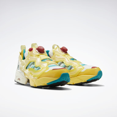 Classics Yellow ZX Fury Shoes
