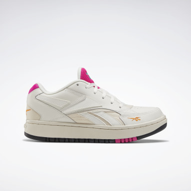 Tenis Court Double Mix Blanco Mujer Classics