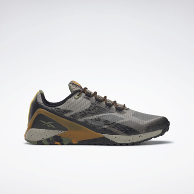 Men Fitness & Training Beige National Geographic Nano X1 Adventure Shoes