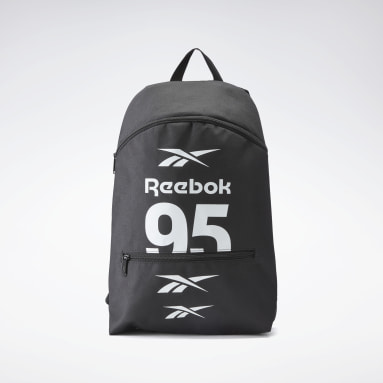 Fitness & Training Black Workout Ready Follow Graphic Backpack
