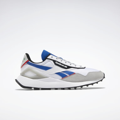 Classics White Keith Haring Classic Leather Legacy AZ Shoes
