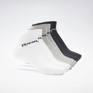 Fitness & Training Grey Active Core Low-Cut Socks 6 Pairs