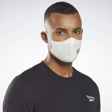 Lifestyle White Face Covers XS/S 3-Pack