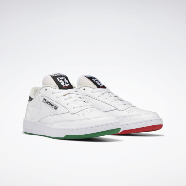 Classics White Human Rights Now! Club C 85 Shoes