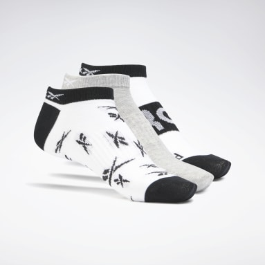 Calcetines Essentia Invisible  Pack De 3 Blanco Mujer Fitness & Training