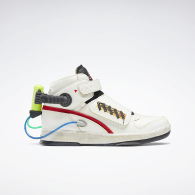 Men Classics White Ghostbusters  Ghost Smashers Shoes