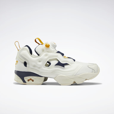 Classics White Instapump Fury Shoes