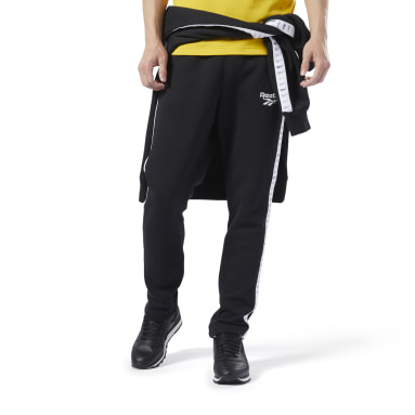 Men Classics Black Classics Vector Jogger Pants