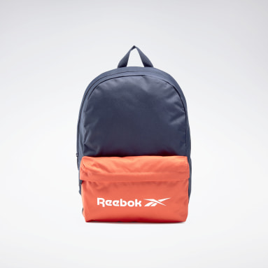 Outdoor Blue Active Core Large Logo Backpack