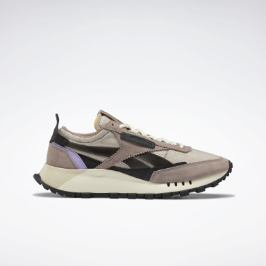 Classics Beige A$AP Nast Classic Leather Legacy Shoes
