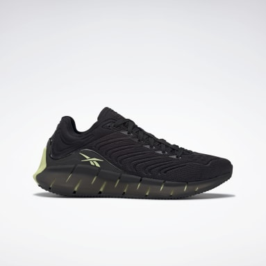 Lifestyle Black Zig Kinetica Shoes