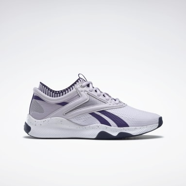Women Cross Training Purple Reebok HIIT Shoes