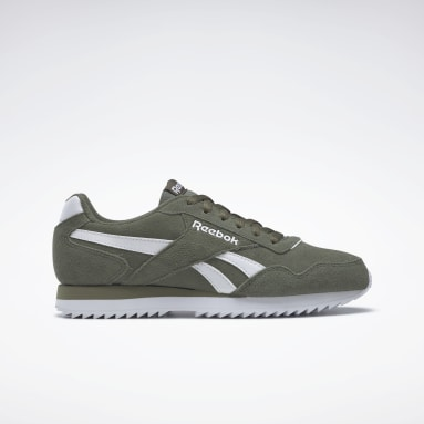 Mænd Classics Green Reebok Royal Glide Ripple