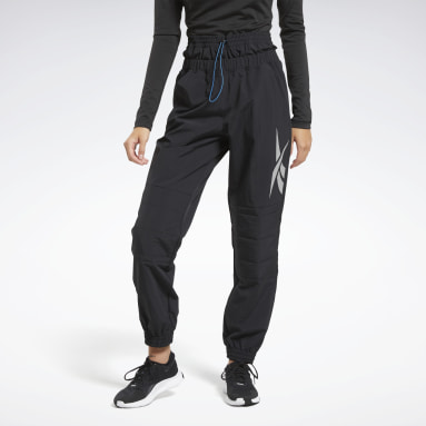 Women Fitness & Training Black MYT Joggers