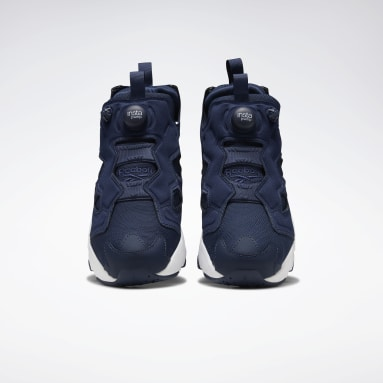 Classics Blue InstaPump Fury OG Shoes